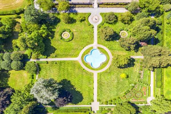 parc et jardin wavre
